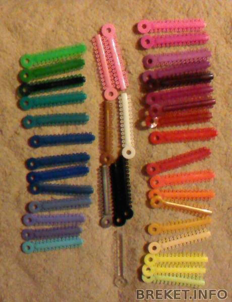цветные лигатуры